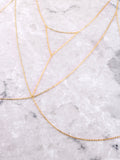 Triangle Cage Body Chain