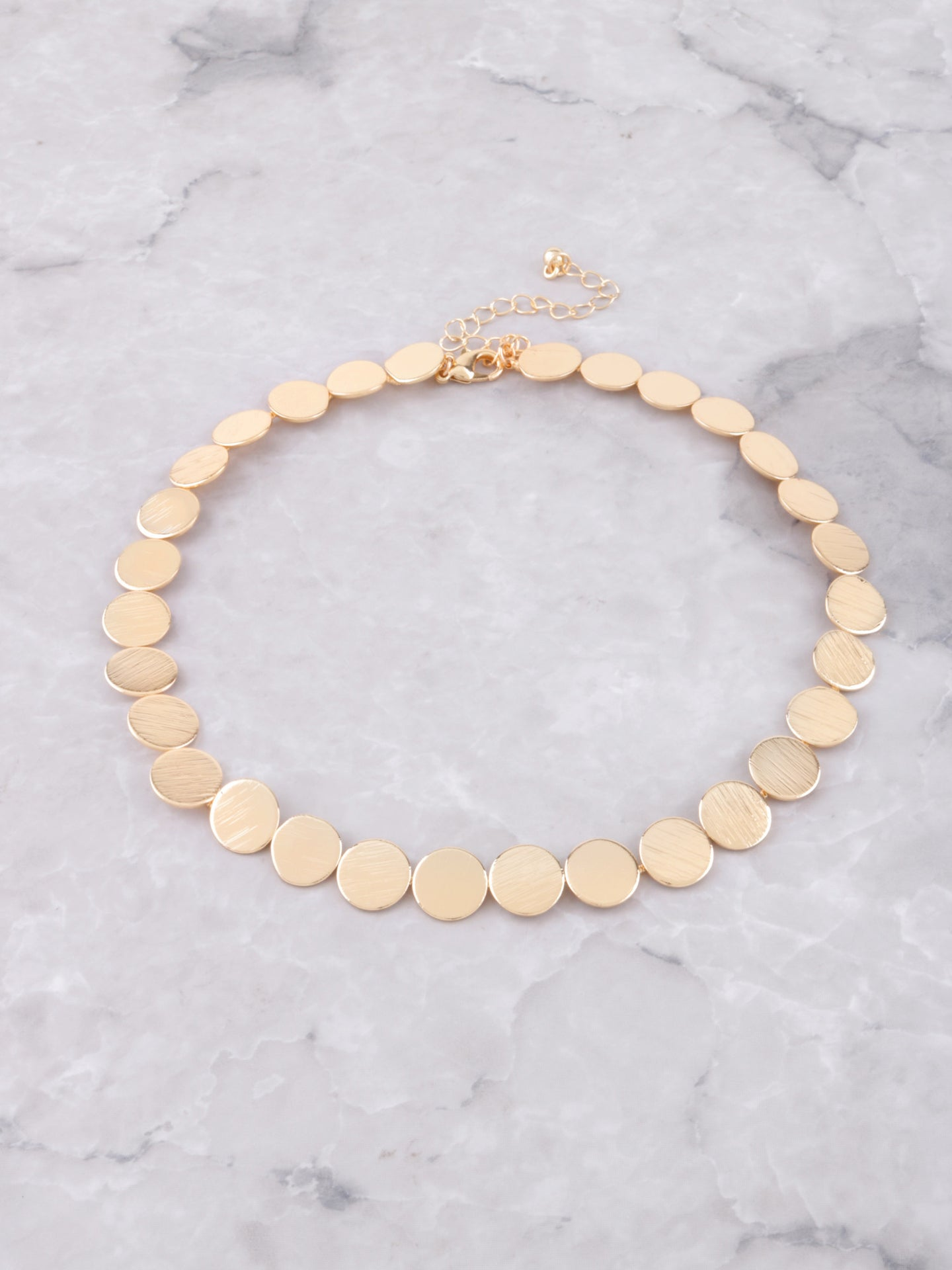 Coin Choker Anarchy Street Gold