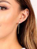 Half Drop Earring