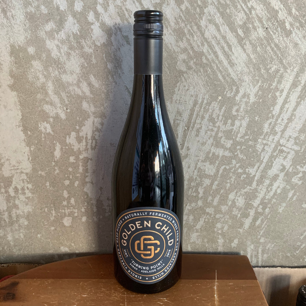 Golden Child 'Turning Point' Syrah 2019