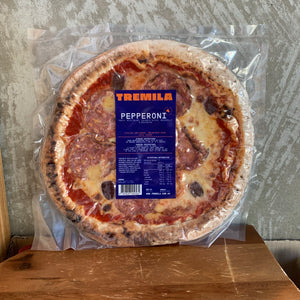 Tremila Pizza - Pepperoni
