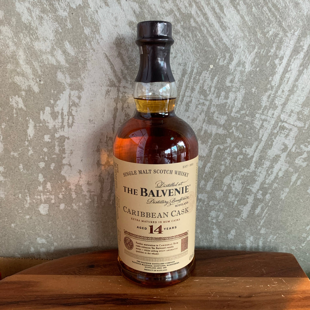 Balvenie 14y Carribean Cask Single Malt Whisky
