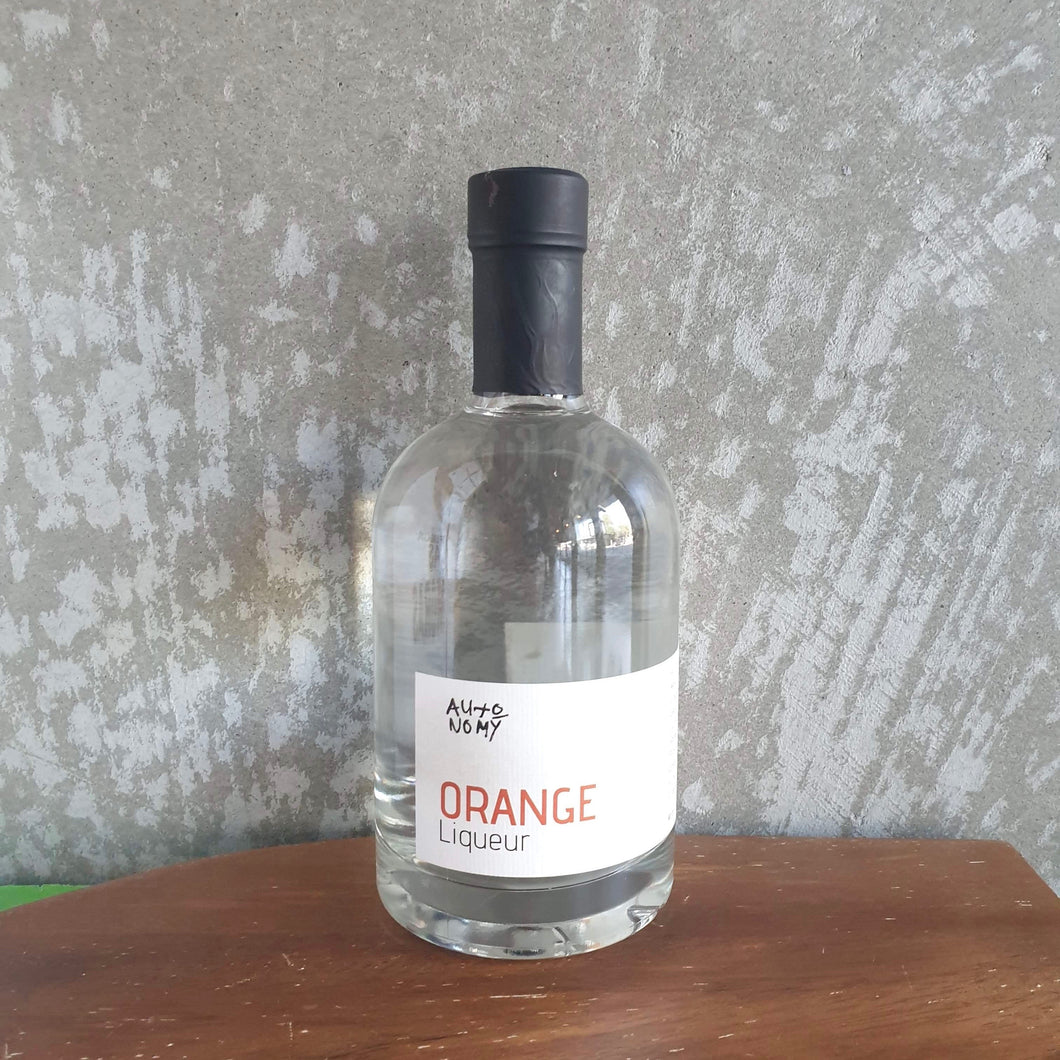 Autonomy Distillers Orange Liqueur