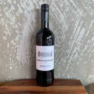 Baron Leopold Bordeaux RED 2018