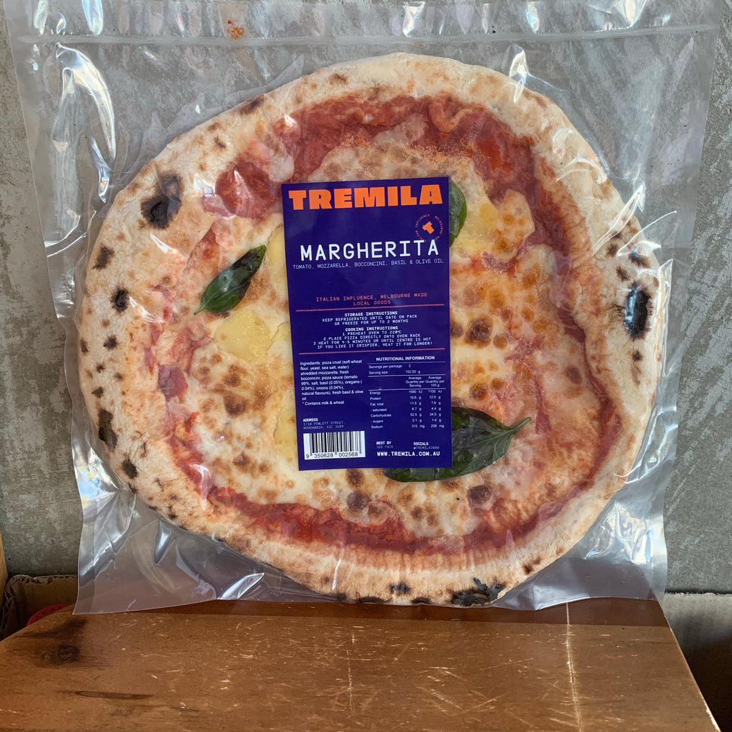 Tremila Pizza - Margherita