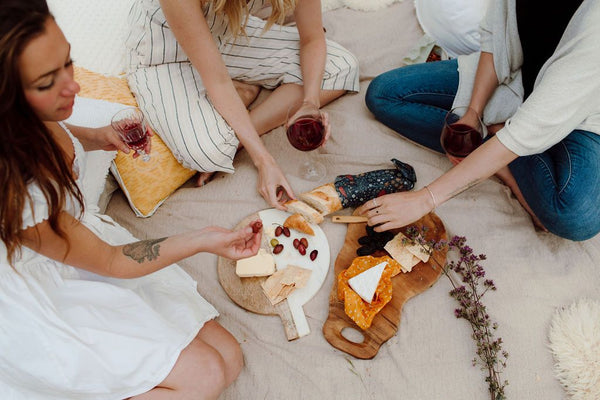 Top 5 Tips for Wine & Cheese Pairing