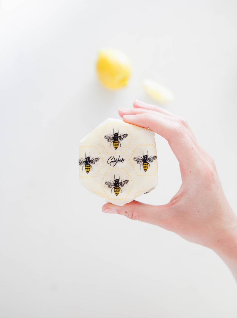 Honey Bees Set of 3