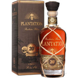 Plantation XO 20th Anniversary rums 0.7L