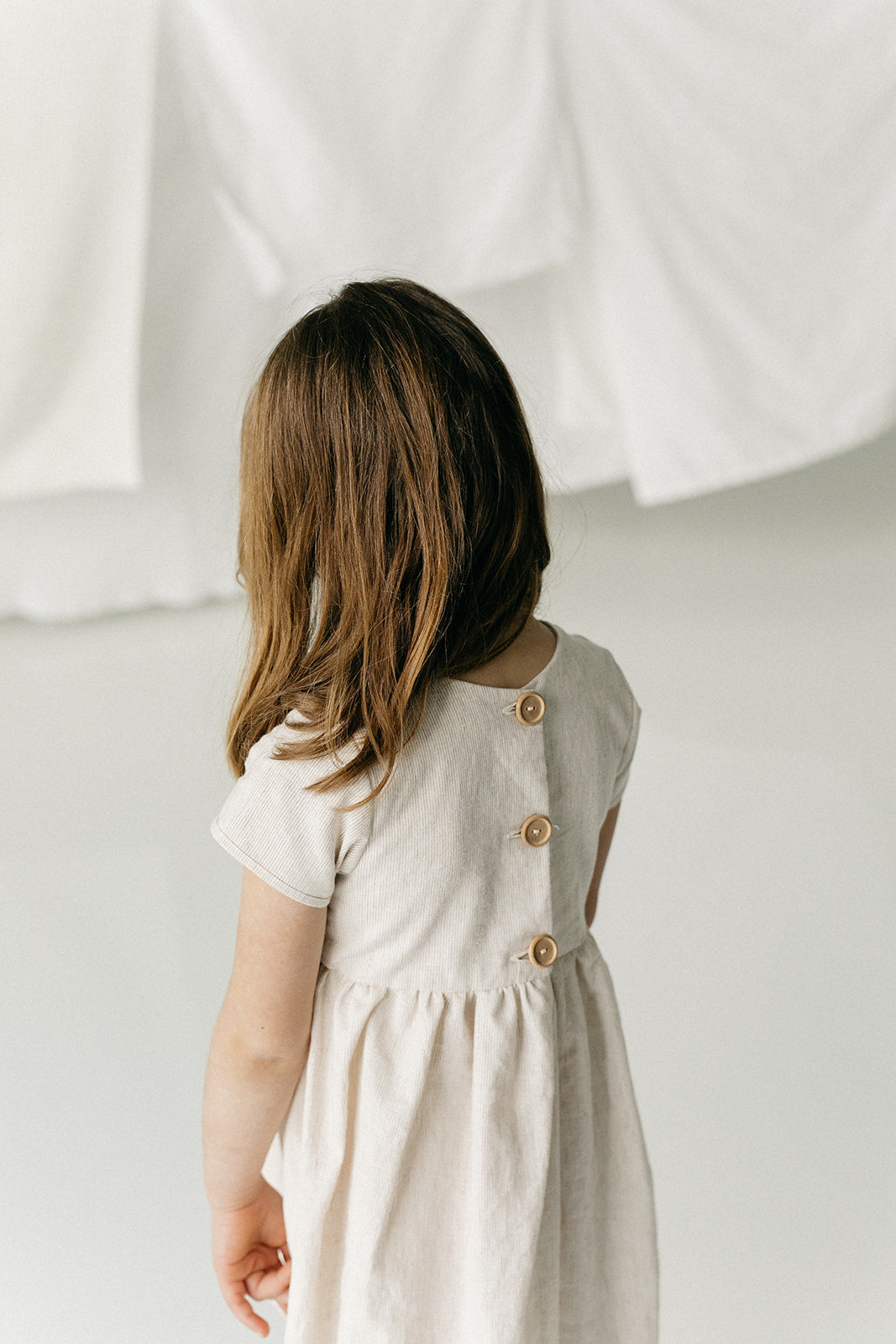 Ivory Goldilocks Dress - Tortoise & the Hare Clothing