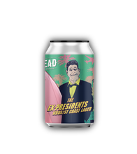 Load image into Gallery viewer, The Ex-Presidents - Whoa!st Coast Lager