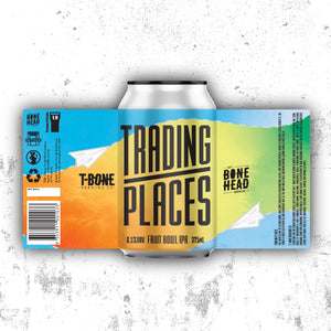 Trading Places - Mixed Pack - Fruit Bowl IPA & West Coast IPA