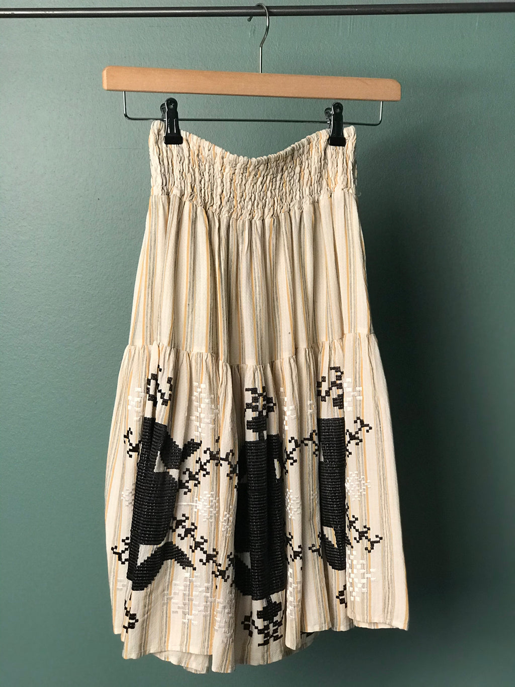 DEVOTION TWINS LAK SKIRT ACAPULCO