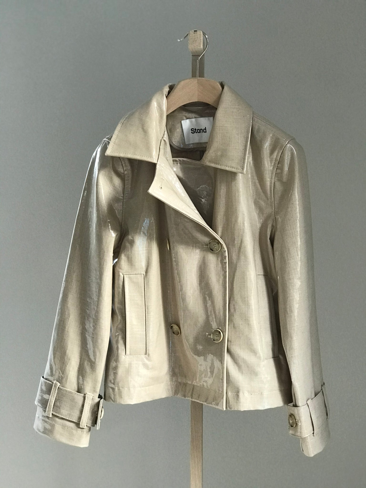 STAND STUDIO TRENCH JACKET BETTI