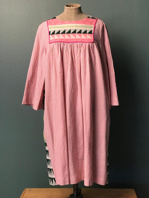 DEVOTION TWINS MIDI KLEID ZAKAR ROSE
