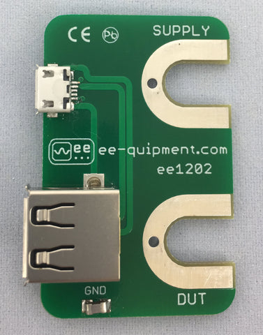 USB Breakout Adaptor for the Real-Time Current Monitor