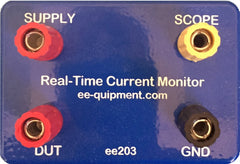Real-Time Current Monitor with USB