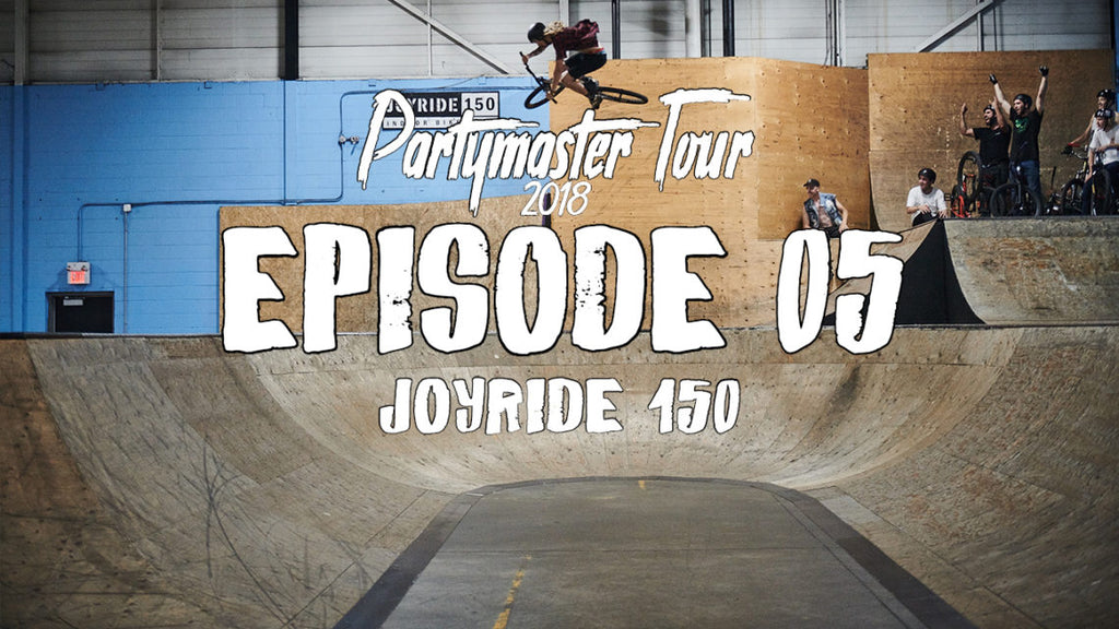 Video: Partymaster Tour 2018 - EP05