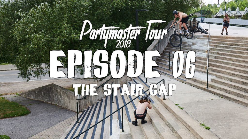 Video: Partymaster Tour 2018 - EP06
