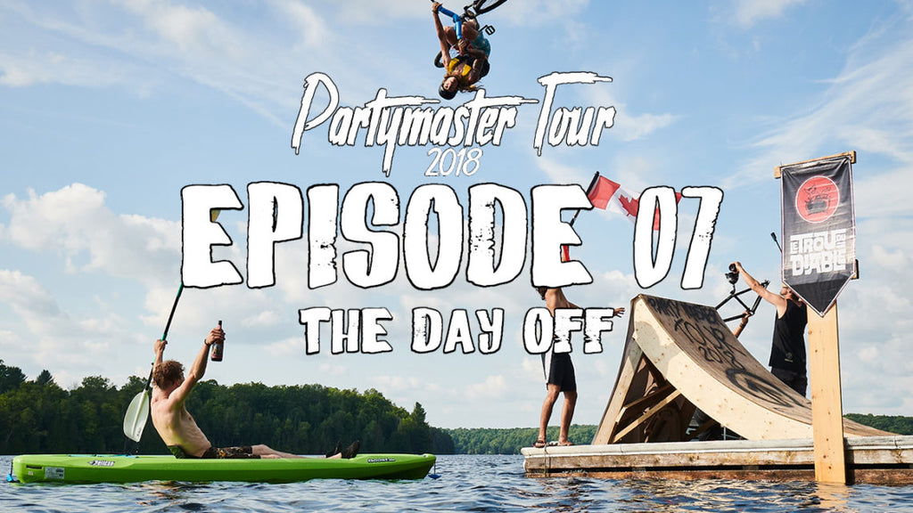 Video: Partymaster Tour 2018 - EP07