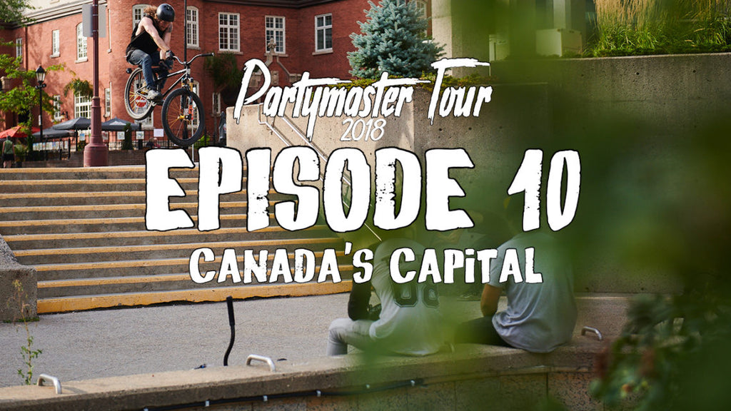 Video: Partymaster Tour 2018 - EP10