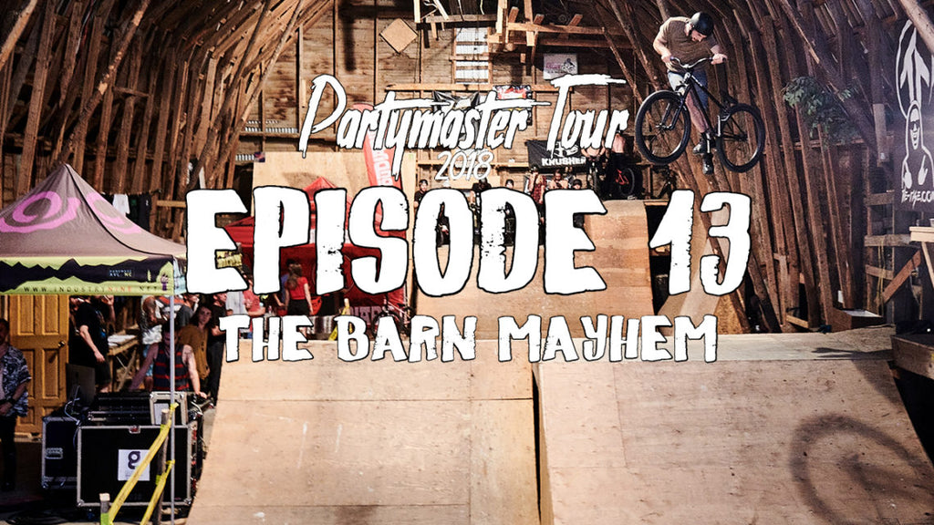 Video: Partymaster Tour 2018 - EP13