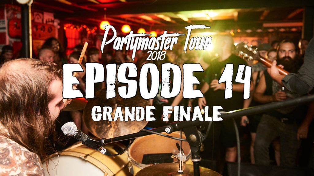 Video: Partymaster Tour 2018 - EP14