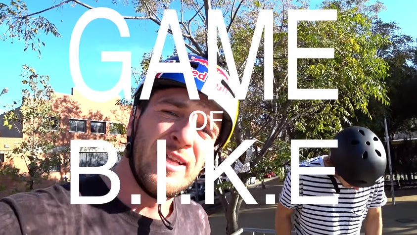 BIKE Game: Pavel Alekhin VS Walter Mayerhofer