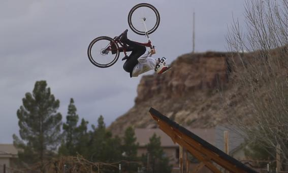 Video: Reed Boggs in The Yard