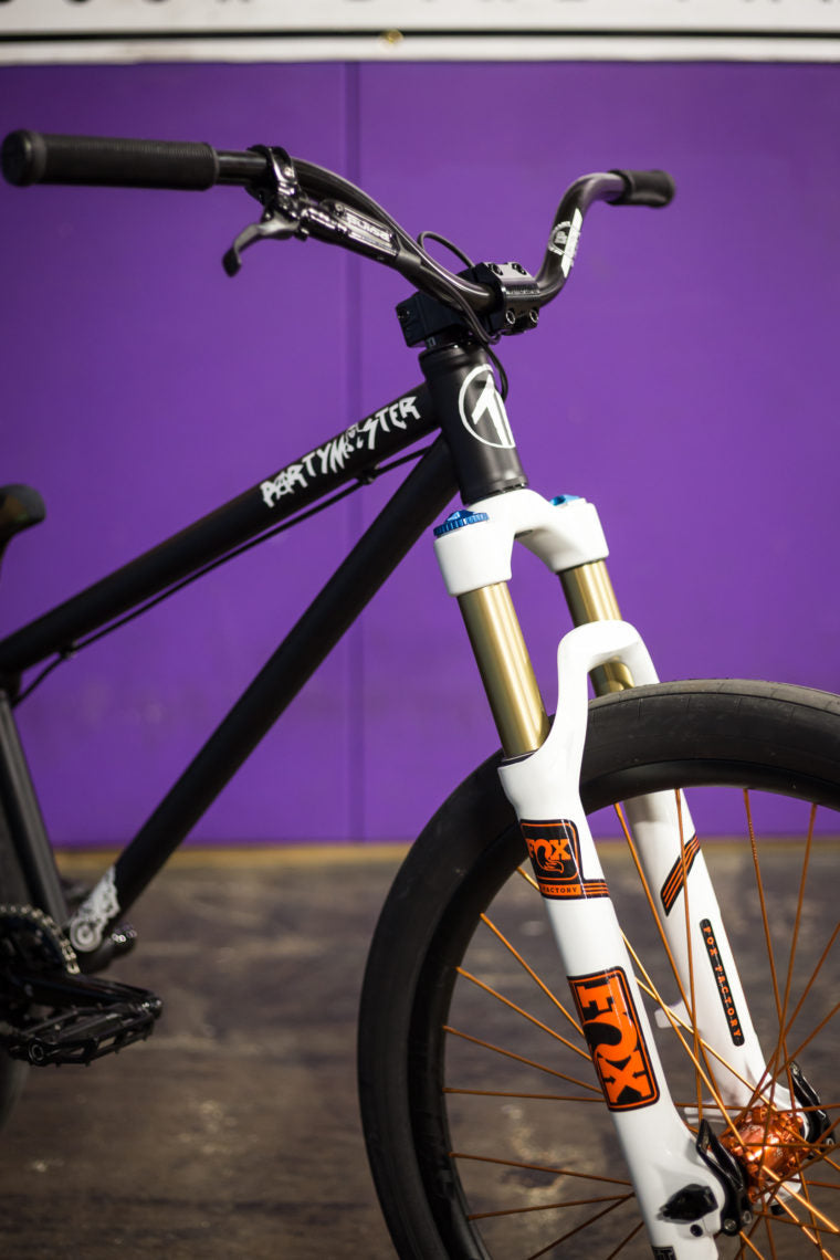 Best Dirt Jumper Frame - The Rise Partymaster