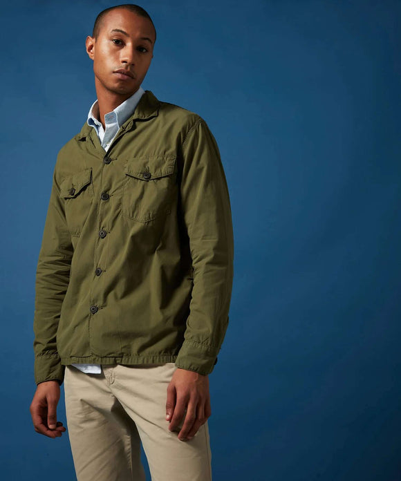 Army green Jame jacket - BoUvy