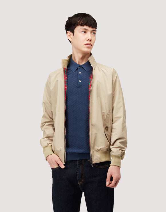 G9 Harrington Jacket - BoUvy