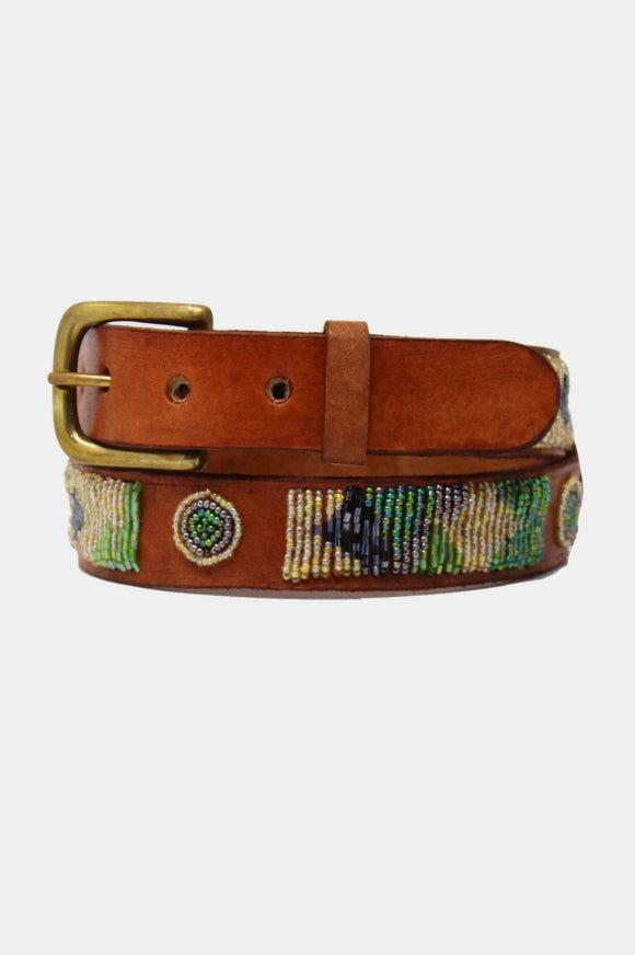 Toto Leather Belt - BoUvy