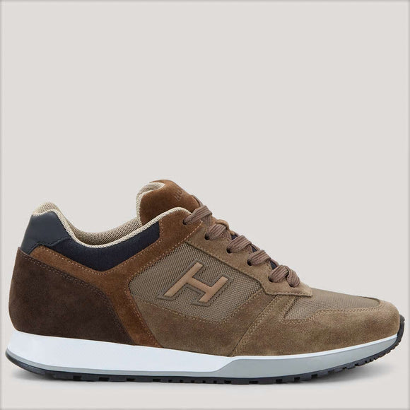 Sneakers H321 brown