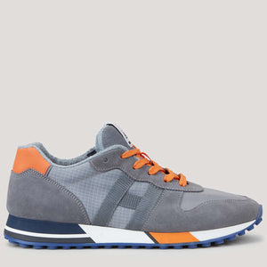 Sneakers H383 grey - BoUvy