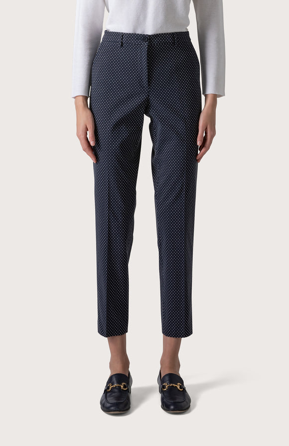 Stretch drainpipe pants - BoUvy