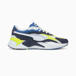 RS-X³ Twill Air Mesh Trainers - BoUvy