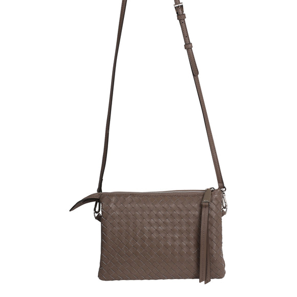 Cross body bag THREEFOLD - BoUvy