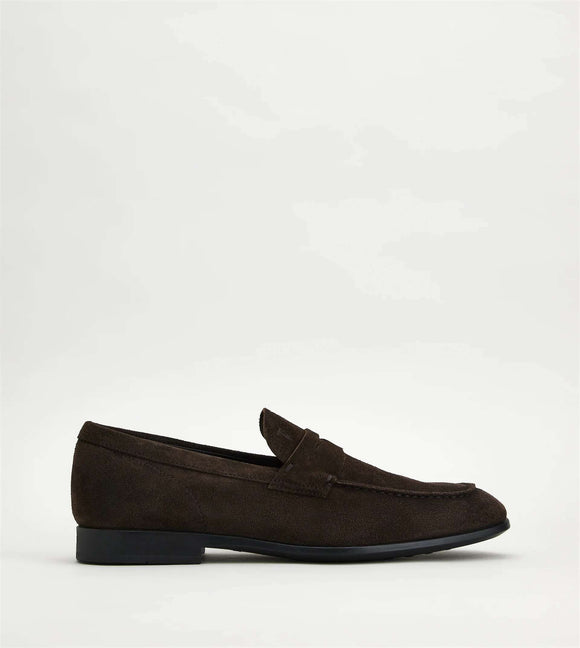 Loafers in Suede - BoUvy