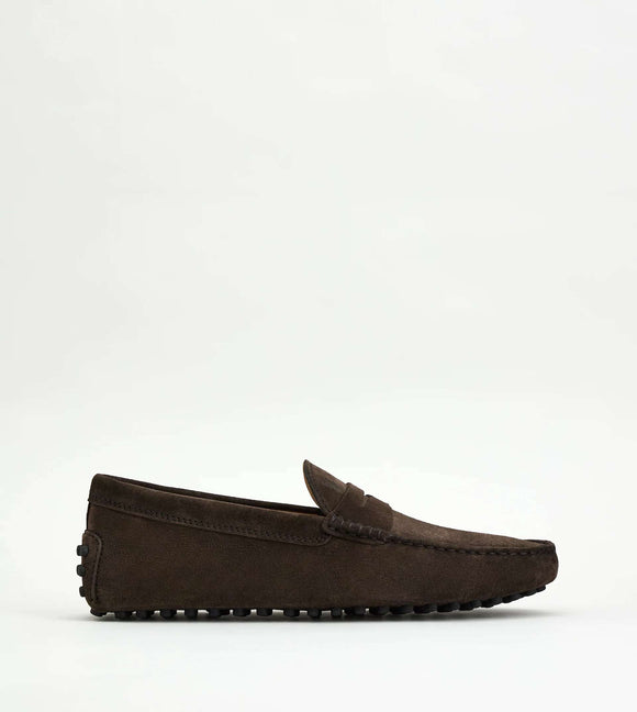 Gommino Driving Shoes in Suede - BoUvy