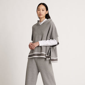 Wool, cotton and cashmere sweater - BoUvy