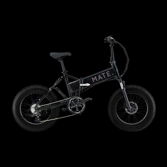 Mate Bike Black