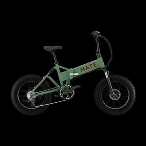 Mate Bike Green - BoUvy