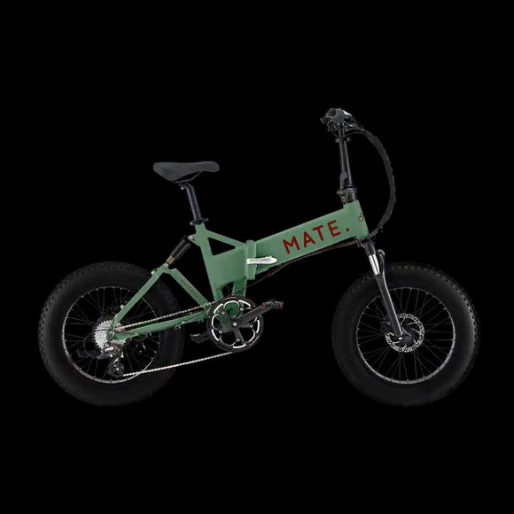 Mate Bike Green