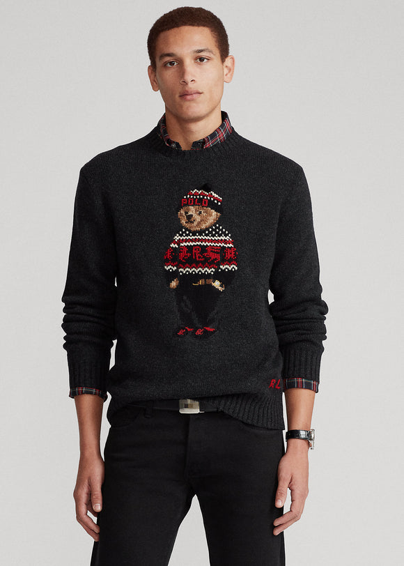 Lunar New Year Polo Bear Jumper - BoUvy