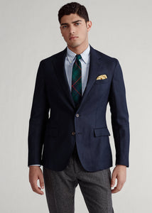 Polo Soft Stretch Chino Suit Jacket - BoUvy