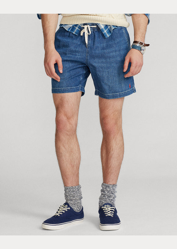 16.5-cm Polo Prepster Denim Short