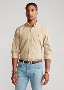 Garment-Dyed Oxford Shirt - All Fits - BoUvy