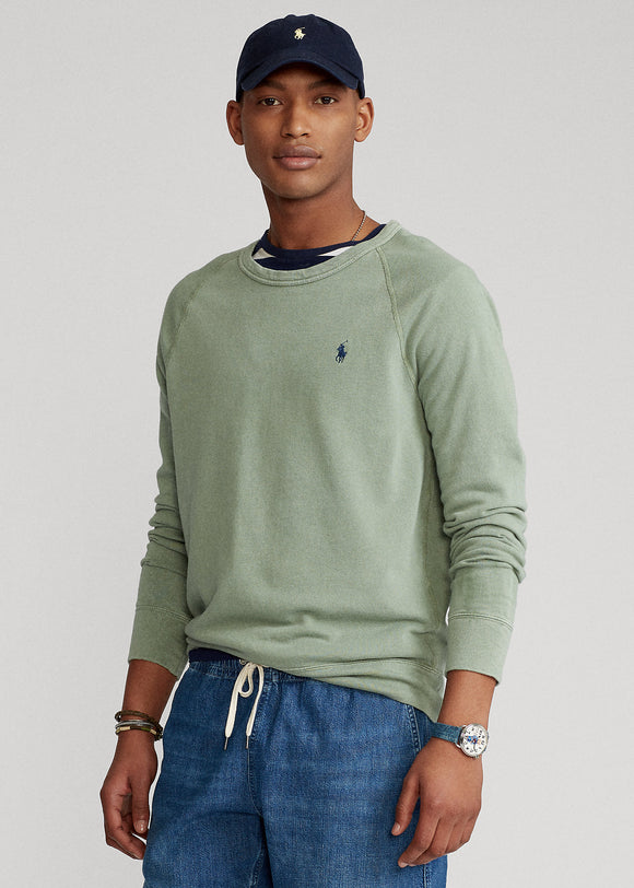 Spa Terry Sweatshirt - BoUvy