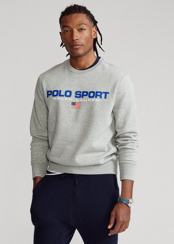 Polo Sport Fleece Sweatshirt - BoUvy