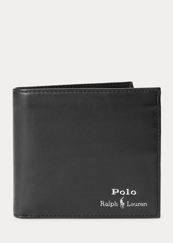 Leather Billfold Wallet - BoUvy